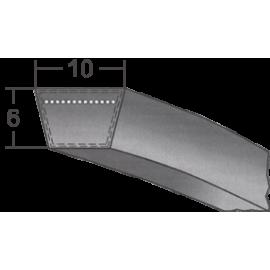 Klinový remeň 10X480 Li/500 Lw / BANDO
