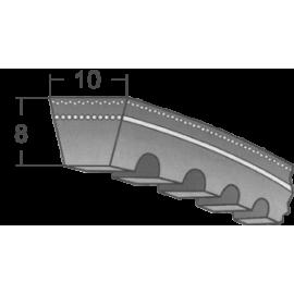 Klinový remeň AVX10X605 La / BANDO