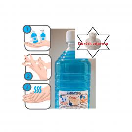 ZDRAVKO dezinfekcia na ruky 1l