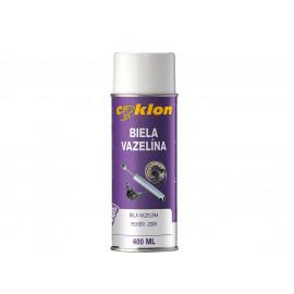 Biela striekacia vazelína 400ml CYKLON