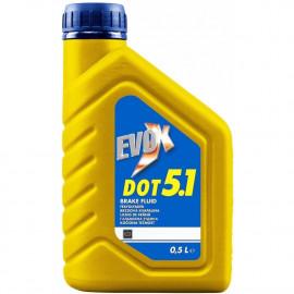 Syntetická brzdová kvapalina EVOX DOT 5.1 0.5L DYNAMAX
