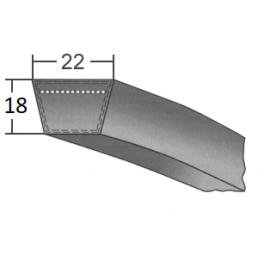 Klinový remeň SPC 3550 Lw/3580 La OPTIBELT