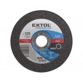 KOTÚČ REZNÝ 125x1.6x22.23 / EXTOL  8808112