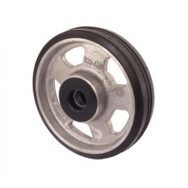 Hliníkové koliesko 225x55 mm