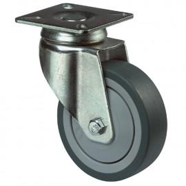 Prístrojové koliesko 50x20 mm otočná kladka
