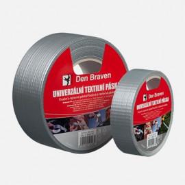 Izolačná textilná lepiaca páska 50 mm x 50 m DEN BRAVEN B802TE