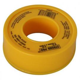 Páska teflonová 12 mm x 10 m STREND PRO N03726