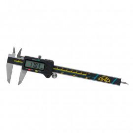 Digitálne posuvné meradlo BIG DISPLAY 200 mm KINEX 6040-02-200
