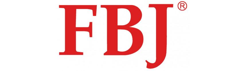 Axiálne jednosmerné guľkové ložiská FBJ