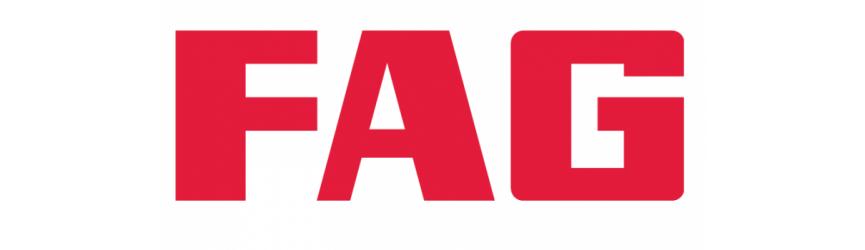 Jednoradové guľkové ložiská kryté plechom FAG
